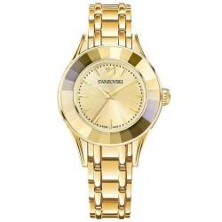Acheter Montre Swarovski Femme Alegria Yellow Gold Tone 5188840
