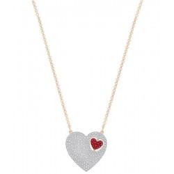 Collier Femme Swarovski Great Heart 5272346 Cœur