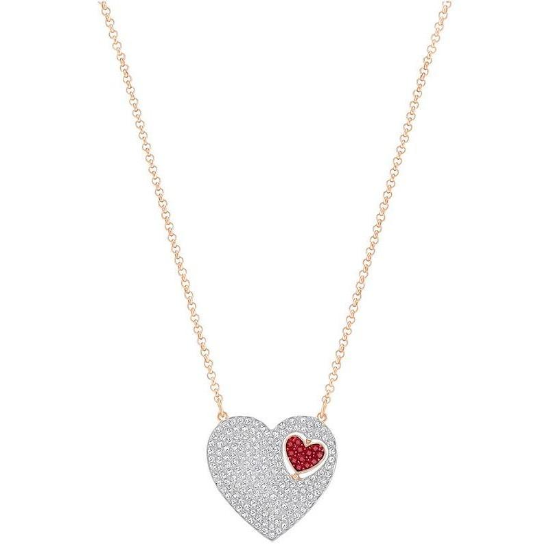 fe93b173541 Collier Femme Swarovski Great Heart 5272346 Cœur - Crivelli Shopping