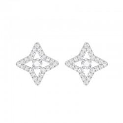 Acheter Boucles d'Oreilles Femme Swarovski Sparkling Dance 5364218