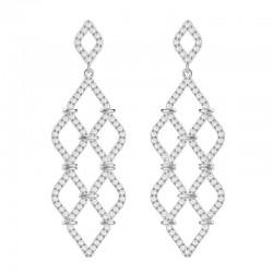 Acheter Boucles d'Oreilles Femme Swarovski Chandelier Lace 5382358