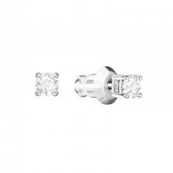 Acheter Boucles d'Oreilles Femme Swarovski Attract Round 5408436