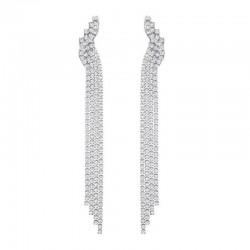 Acheter Boucles d'Oreilles Femme Swarovski Fit 5409450