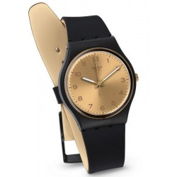 Montre Unisex Swatch Gent Golden Friend Too GB288