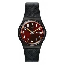 Montre Unisex Swatch Gent Sir Red GB753