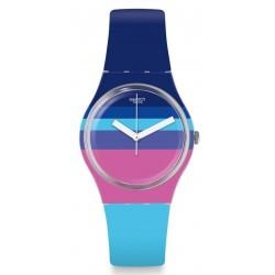Acheter Montre Femme Swatch Gent Azul'Heure GE260