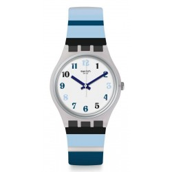 Montre Unisex Swatch Gent Night Sky GE275