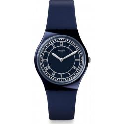 Montre Unisex Swatch Gent Blue Ben GN254