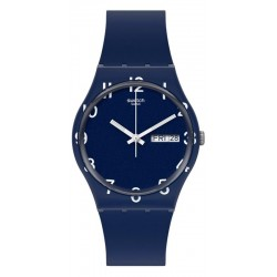 Montre Unisex Swatch Gent Over Blue GN726