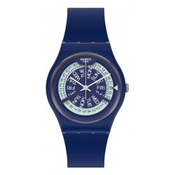 Montre Unisex Swatch Gent N-Igma Navy GN727