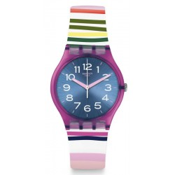 Montre Femme Swatch Gent Funny Lines GP153