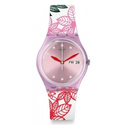 Montre Femme Swatch Gent Summer Leaves GP702