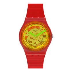 Montre Unisex Swatch Gent Retro-Rosso GR185