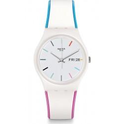 Montre Unisex Swatch Gent Edgyline GW708