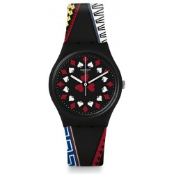 Montre Swatch 007 Casino Royale 2006 GZ340