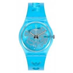 Acheter Montre Femme Swatch Gent Love From A To Z GZ353