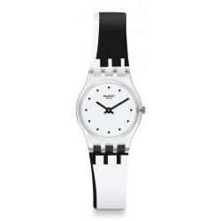 Montre Femme Swatch Lady Dot Around The Clock LK370