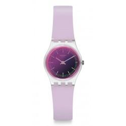 Montre Femme Swatch Lady Ultraviolet LK390