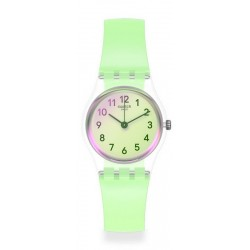 Montre Femme Swatch Lady Casual Green LK397