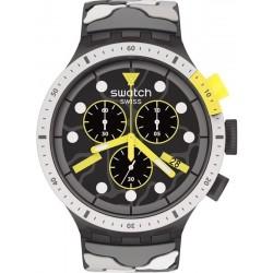 Acheter Montre Swatch Big Bold Chrono Escapeartic SB02M400