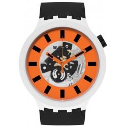 Montre Swatch Big Bold Orack SB03M104