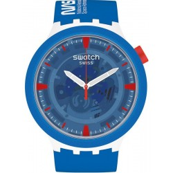 Montre Swatch Big Bold Jumpsuit NASA SB03Z100
