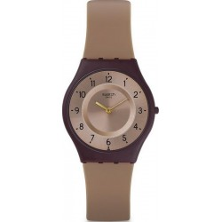 Montre Femme Swatch Skin Classic Moccame SFC106