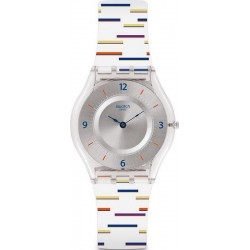 Acheter Montre Femme Swatch Skin Classic Thin Liner SFE108