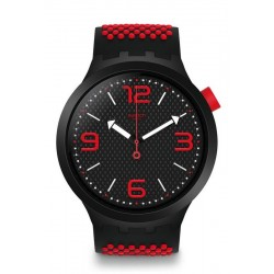 Acheter Montre Swatch Big Bold BBBlood SO27B102