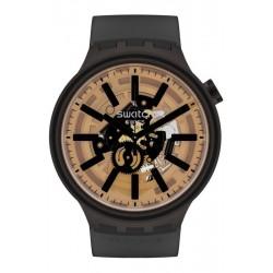 Acheter Montre Swatch Big Bold Dark Taste SO27B115