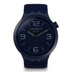 Acheter Montre Swatch Big Bold BBNavy SO27N100