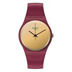 Acheter Montre Femme Swatch Gent Goldenshijian SO28R102