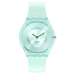 Montre Femme Swatch Skin Classic Sweet Mint SS08G100