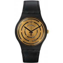 Montre Unisex Swatch New Gent Seeing Circles SUOB126