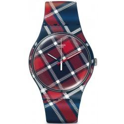 Montre Unisex Swatch New Gent Color-Kilt SUON109
