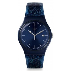 Montre Femme Swatch New Gent Glitterspace SUON401