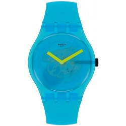 Montre Unisex Swatch New Gent Ocean Blur SUOS112