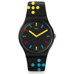 Montre Swatch 007 Dr No 1962 SUOZ302