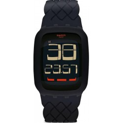 Montre Homme Swatch Digital Touch Tress Code SURB121