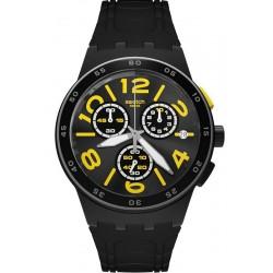 Acheter Montre Unisex Swatch Chrono Plastic Pneumatic SUSB412 Chronographe
