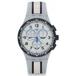 Acheter Montre Unisex Swatch Chrono Plastic Mirkolino SUSS401 Chronographe