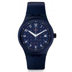 Montre Unisex Swatch Sistem51 Sistem Noite SUTN405 Automatique