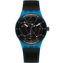 Acheter Montre Unisex Swatch Sistem51 Sistem Blue SUTS401 Automatique