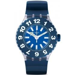 Montre Homme Swatch Scuba Libre Die Blaue SUUK112