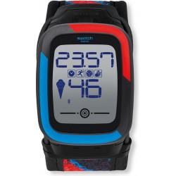 Acheter Montre Homme Swatch Digital Touch Zero One Funkzero SUVB101