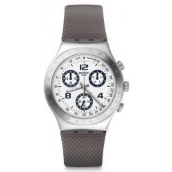 Montre Unisex Swatch Irony Chrono Classylicious YCS113C Chronographe