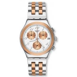 Montre Unisex Swatch Irony Chrono Maximix YCS595G Chronographe