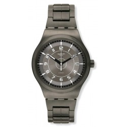 Montre Homme Swatch Irony Sistem51 Sistem Brushed YIM400G Automatique