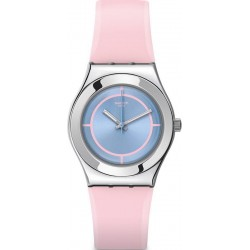 Montre Femme Swatch Irony Medium Rose Punch YLS182