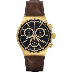 Montre Homme Swatch Irony Chrono V'Dome YVG401 Chronographe